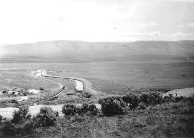 Wipple Pumping Plant Site, June 1932.